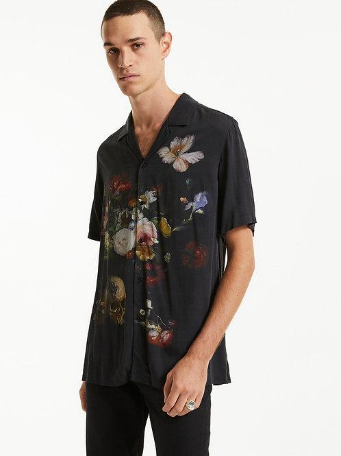 Ksubi Still Life Resort Shirt Black