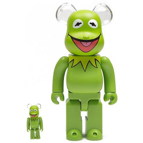 BE@RBRICK The Muppets - Kermit 100% & 400% BEA 2PK
