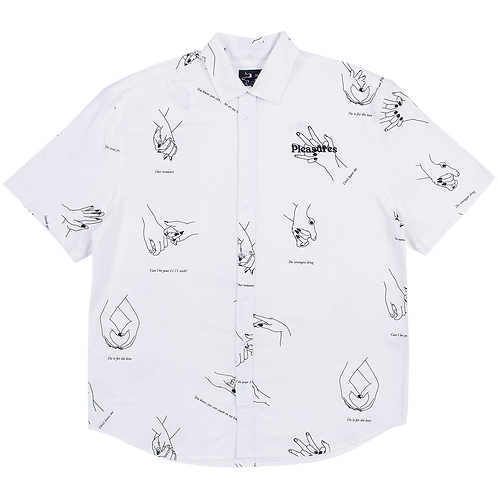 Pleasures Hands Button Down