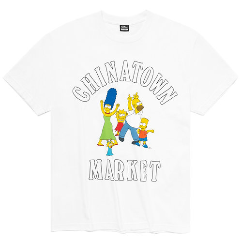 Chinatown Market x The Simpsons Family OG Tee