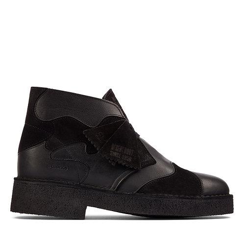 Clarks Originals Desert Boot W Black Combination