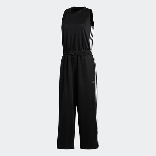 Adidas Cropped Leg Snap Romper
