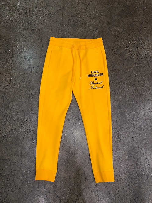 Love Moschino Logo Sweatpant