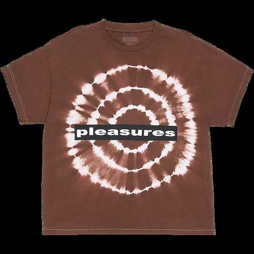 Pleasures Surrealism Tye Dye Shirt