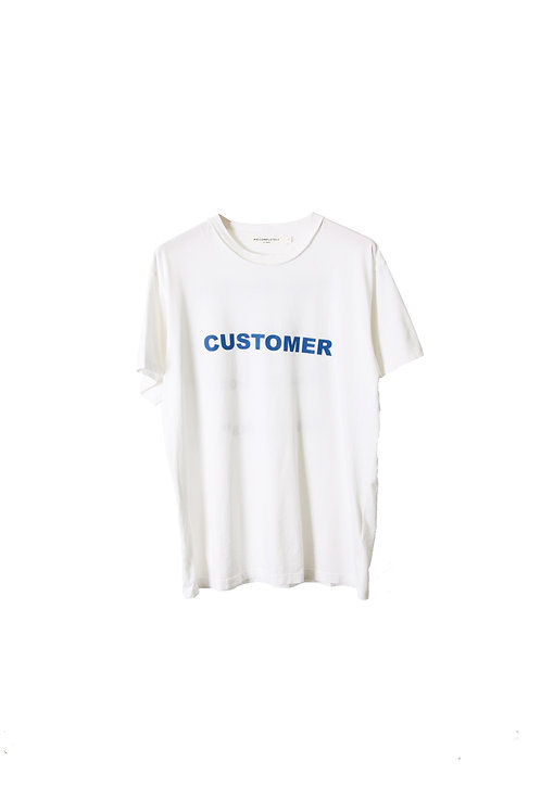 "Mr. Completely SS Tee ""Customer"""