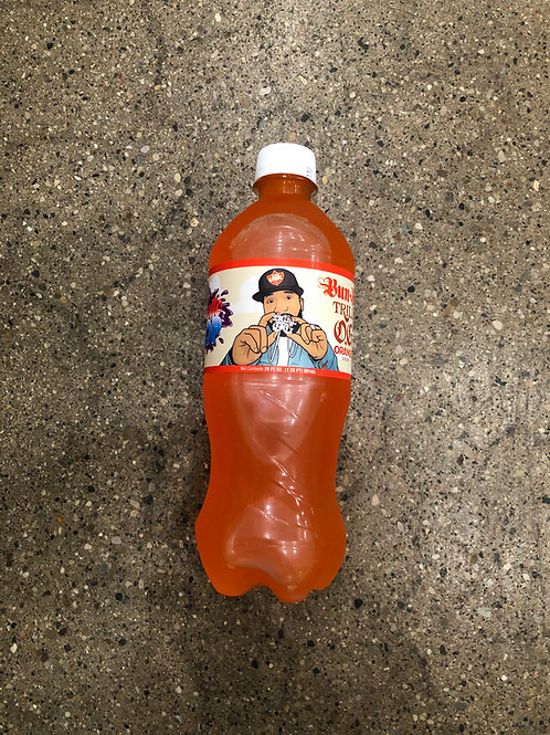 "Exotic Pop Trill OG ""Bun B"" Orange Soda"