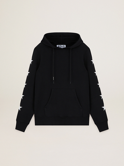 Golden Goose Star Collection Star Hoodie