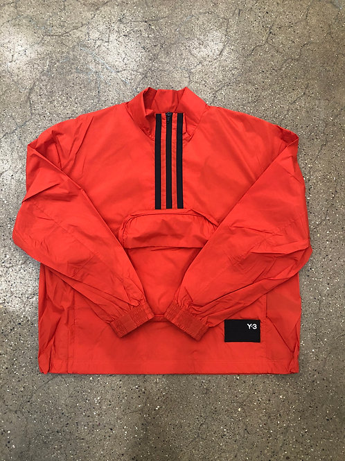 Y-3 Half Zip Shell Jacket