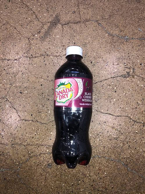 Candada Dry Black Cherry Wishniak Soda