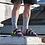 Thumbnail: Druthers Tie Dye Yarn Crew Socks