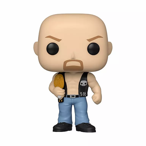 "FUNKO POP! WWE: ""Stone Cold"" Steve Austin"