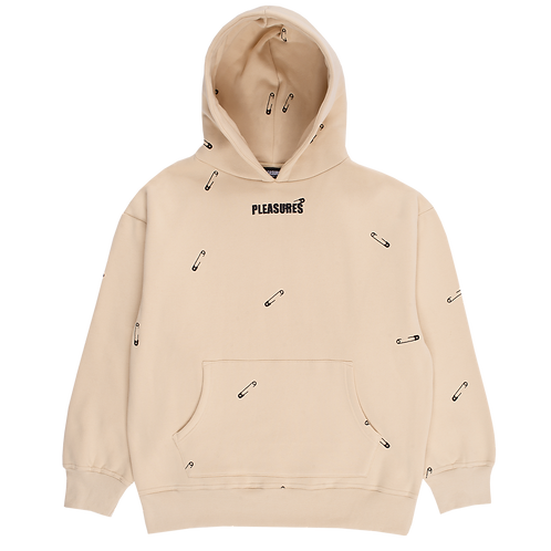 Pleasures Safety Embroidered Hoody