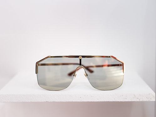 Men's Metal Octagon Aviators