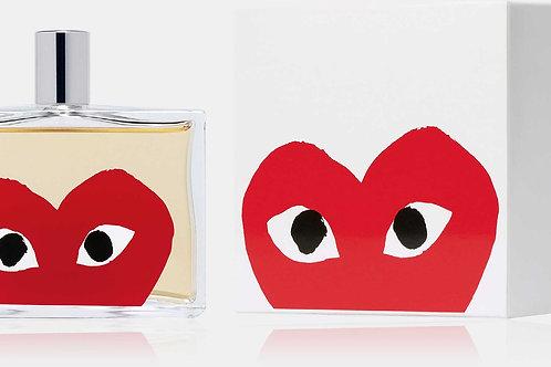 Comme des Garçons Parfum PLAY Red Eau de Parfum