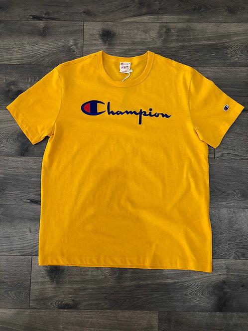 Champion RW Script Logo Tee