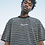 Thumbnail: Pleasures Disturbed Glitter Stripe Shirt