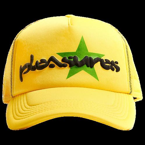 Pleasures Mesh Trucker Cap