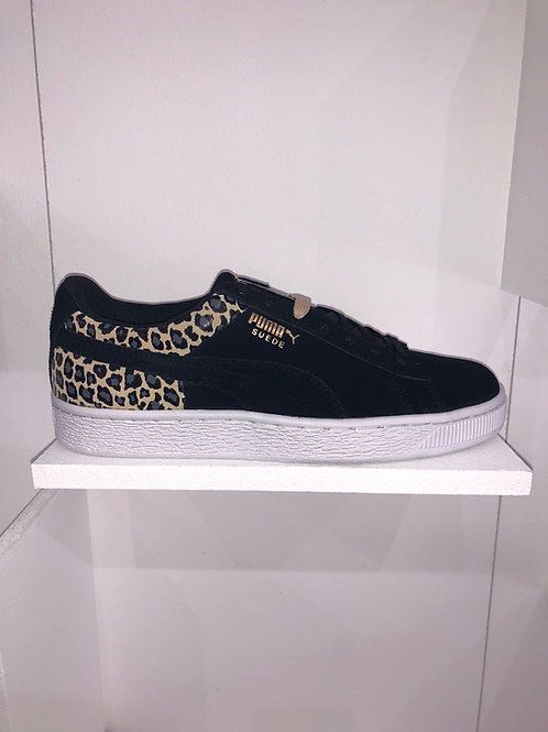 Puma Suede Wild Qtr Wn's