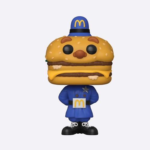 FUNKO POP! Ad Icons: McDonalds Officer Big Mac