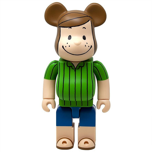 BE@RBRICK Peanuts Peppermint Patty 400% BEA