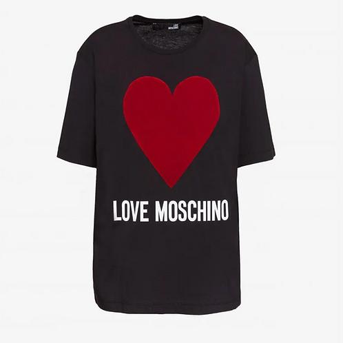 Love Moschino Heart Tee