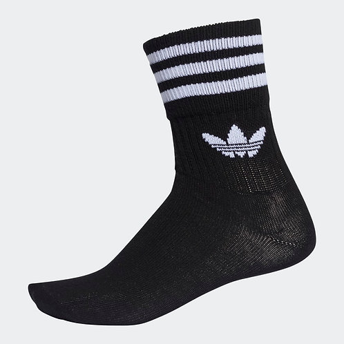 Adidas Mid Cut Crew Sock 3 Pairs
