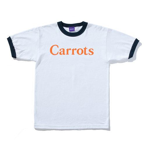 Carrots Wordmark Ringer Tee