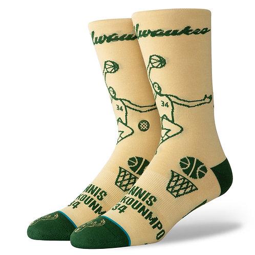 Stance Giannis Stencil Sock