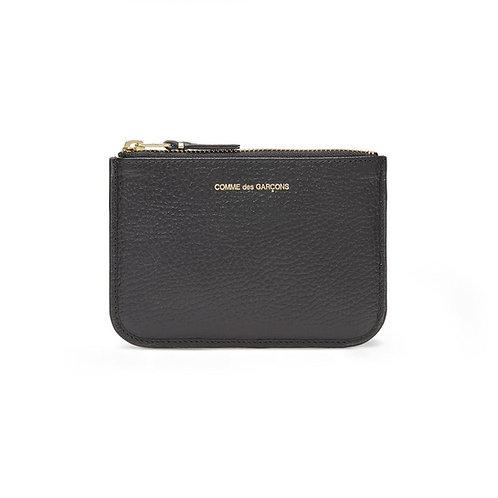 CDG Color Inside Wallet - Black