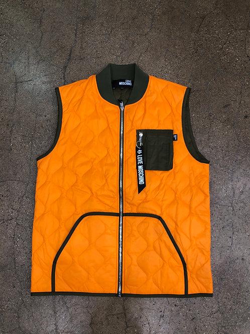 Love Moschino Lightweight Puffer Vest