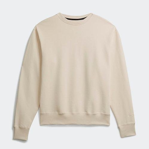 Adidas PW Basics Crewneck (Gender Neutral)(Cream)
