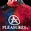 Thumbnail: Pleasures Caffeine Polar Fleece Quarter Zip