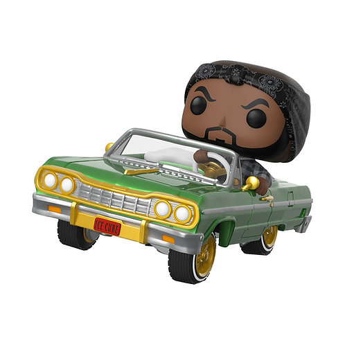 FUNKO POP! ROCKS: Ice Cube in Impala