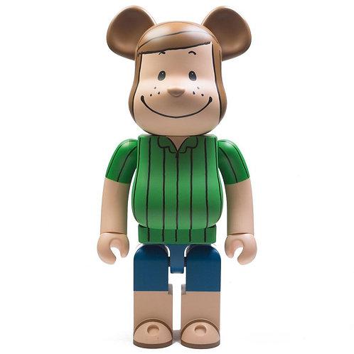BE@RBRICK Peanuts Peppermint Patty 1000% BEA