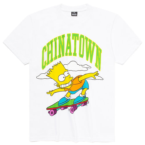 Chinatown Market x The Simpsons Cowabunga Arc Tee