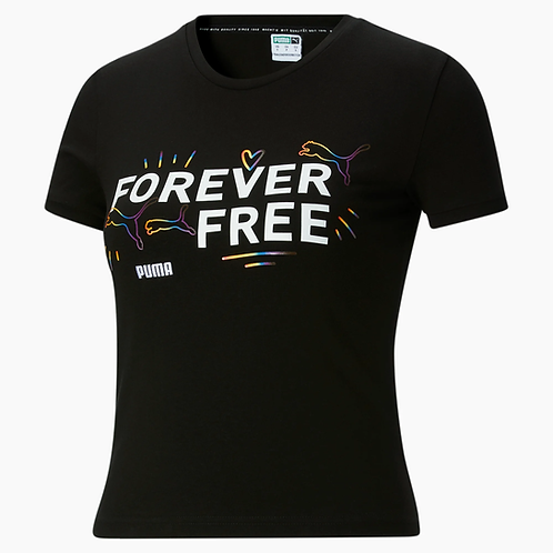 Puma Pride Women's Fitted Tee