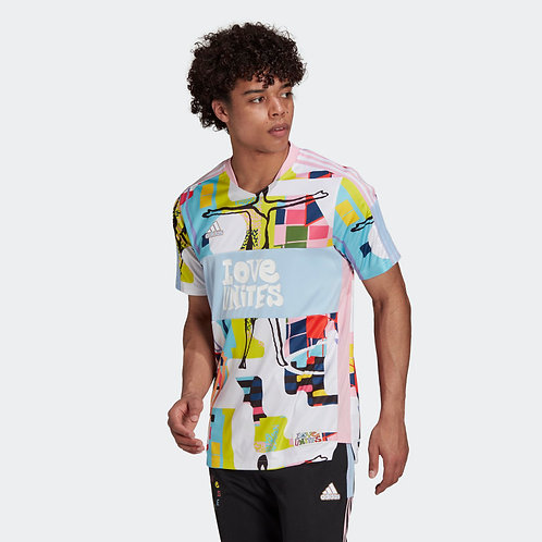 Adidas Love Unites Tiro Jersey