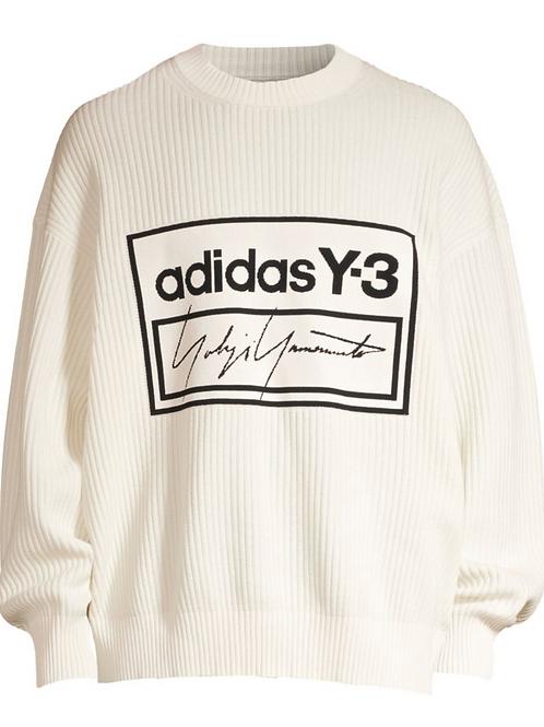 Y-3 Tech Knit Crew Sweatshirt