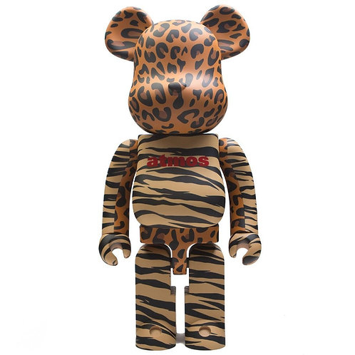 BE@RBRICK ATMOS Animal (Brown) 1000% BEA
