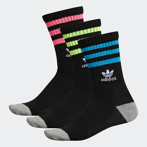 adidas Roller Crew Socks 3 Pairs
