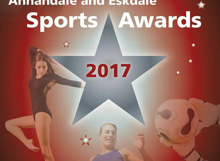 ANNANDALE AND ESKDALE SPORTS AWARDS 2017 – Nominations are now open for the 2017