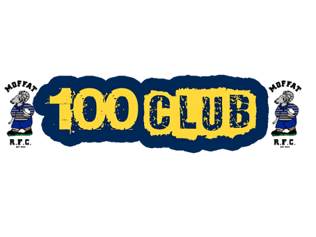 August 2019 100 Club Result