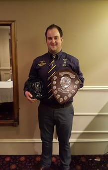 2015 Annandale & Eskdale Coach of the Year - Moffat RFC Captain Cammy Little