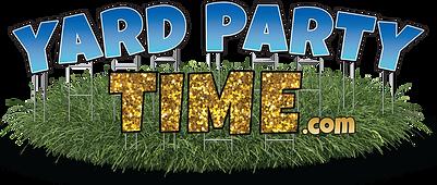 Yard Party Time Logo