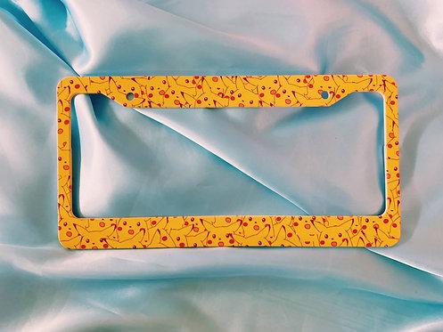 Pikachu License Plate