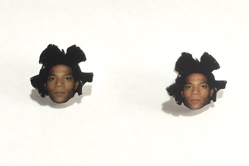 """Basquiat"" Earrings"