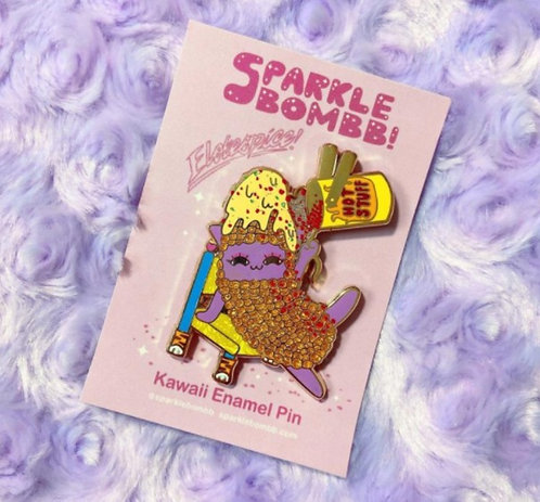 Sparklebombb Elote Caliente Kitty
