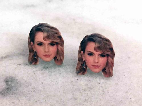 """""""Taylor Swiffy"""" Earrings"""
