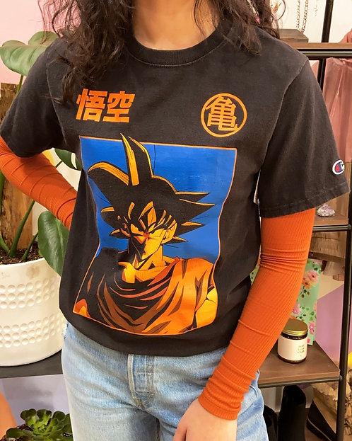 Dragon Ball Z Champion Tee, Men's Sz S