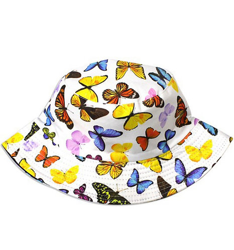Sugar Ray Butterfly Bucket Hat